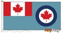 ROYAL CANADIAN AIR FORCE ENSIGN   ANYFLAG RANGE - VARIOUS SIZES